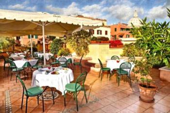 Aurelia Residence San Pietro - Apartment mit 1 Schlafzimmer (2 Erwachsene)