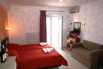 Aria Boutique Hotel Samos Town - Studio (2 Erwachsene + 1 Kind)