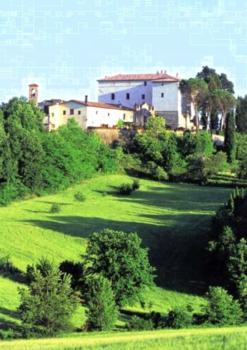 Castello Di Casigliano Country Inn - Apartment mit 1 Schlafzimmer (2 Erwachsene)