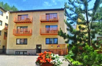 Pilve Apartments - Apartment mit 4 Schlafzimmern und Sauna