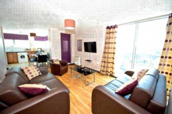 Staycity Serviced Apartments - Millennium Walk - Angebot - Apartment mit 2 Schlafzimmern