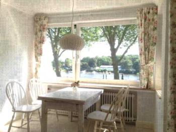 Gästeträume Im Viertel - 1-Zimmer-Apartment mit Balkon und Gartenblick - Sielwall 80