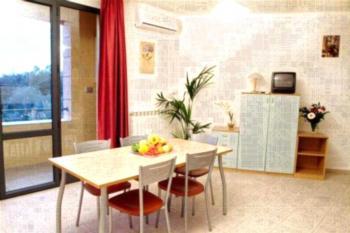 Residenza La Passeggiata - Apartment mit 2 Schlafzimmern (7 Erwachsene)