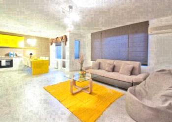 Vitosha Apartments - Deluxe Apartment mit 2 Schlafzimmern (4 Erwachsene)