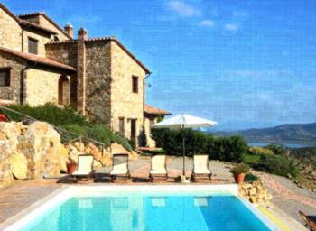 I Casali Di Colle San Paolo - Cottage mit 1 Schlafzimmer und privatem Garten