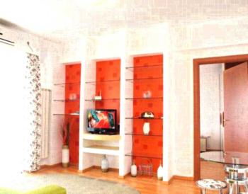 Rosuites Apartment Accommodation - Apartment mit 2 Schlafzimmern mit Balkon - Piata Romana Nr. 9