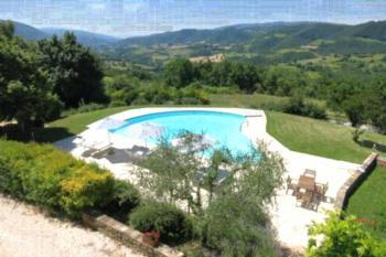 Serre di Parrano - Apartment mit 2 Zimmern für 2 Personen
