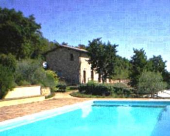 Colle Delle Ginestre - Villa mit 2 Schlafzimmern