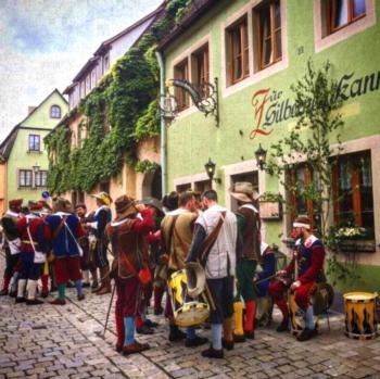 Gasthof Zur Silbernen Kanne - Apartment (4 Erwachsene)