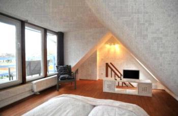 Der Kunstsalon - 2-Zimmer-Apartment (4 Erwachsene) - Kunstsalon