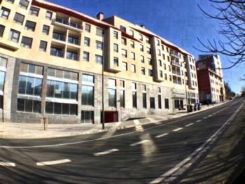 Bilbao Apartamentos Atxuri - Apartment mit 1 Schlafzimmer (3 Erwachsene)
