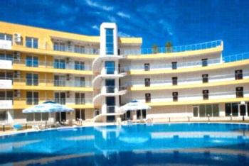 Apartments Fetisovi in Bay View Hotel - Apartament z 2 sypialniami