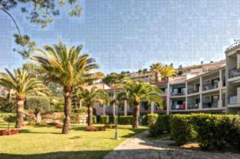 Résidence Pierre & Vacances l'Ange Gardien - Apartment mit 2 Zimmern und Meerblick (4-5 Erwachsene)