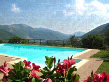 Agriturismo Roccagelli - Apartment mit 1 Schlafzimmer