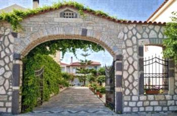 Samos Apartments - Apartment mit 2 Schlafzimmern (6 Erwachsene)