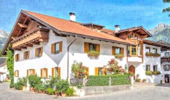 Gintherhof - Apartment mit 1 Schlafzimmer und Balkon