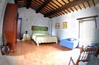Agriturismo Residenza Paradiso - Apartment mit 1 Schlafzimmer (4 Erwachsene)