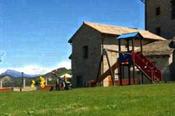 Casas Rurales Pirineo - Apartment mit 1 Schlafzimmer