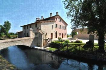 Country House Casco Dell'Acqua - Apartment mit 1 Schlafzimmer