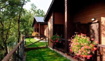 Camping Gavin - Apartment mit 1 Schlafzimmer (5 Erwachsene)