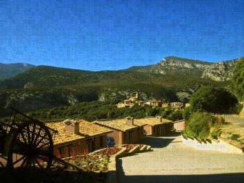 Valle de Rodellar - Apartment mit 2 Schlafzimmern (6 Erwachsene)