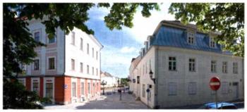 Domus Dorpatensis Guest Apartments - Apartament typu Studio (2 osoby dorosłe)