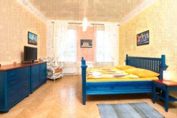 Pension Ibérica - Studio mit 1 Doppelbett oder 2 Einzelbetten