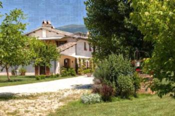Agriturismo Il Barco - Apartment mit 1 Schlafzimmer und Terrasse