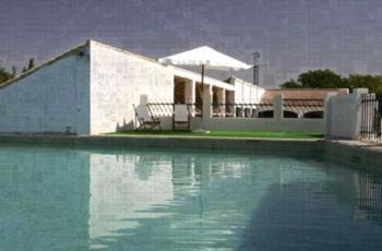 Cortijo Los Parrales - Villa mit 2 Schlafzimmern (4 Erwachsene)