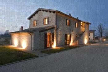 Casale Marroggia - Apartment mit 1 Schlafzimmer (4 Erwachsene)