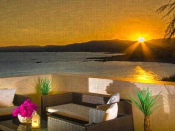 Al Mare Villas - Studio mit Meerblick