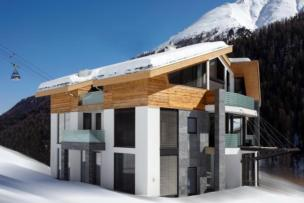 alpinlodge & spa - private living Nr. 1