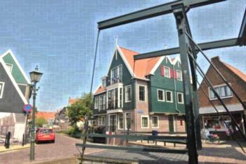 Appartement Volendam - Apartment mit 2 Schlafzimmern