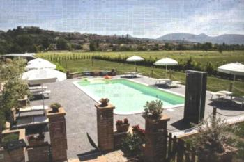 Terra Dei Santi Countryhouse - Apartment mit 1 Schlafzimmer (4 Erwachsene)