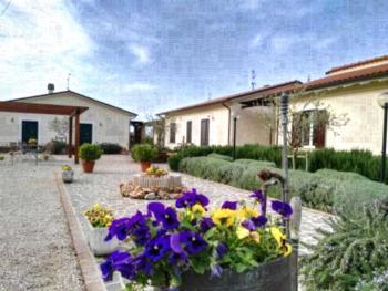 Terra Dei Santi Countryhouse - Apartment mit 1 Schlafzimmer (3 Erwachsene)