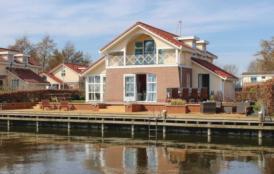 Ferienhaus It Soal Waterpark-Waterlelie