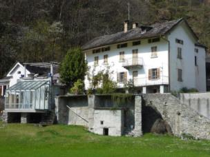 300-jähriges Bünderhaus