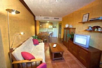 Apartamentos Turmo - Apartment mit 2 Schlafzimmern (4 Erwachsene)