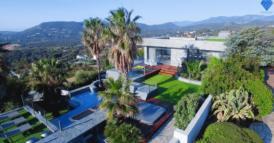 Luxusvilla in exklusiver Hügellage mit Panorama, SPA, Infinitypool, Sommerküche