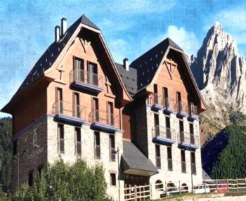 Apartahotel Tres Quiñones - Apartment mit 1 Schlafzimmer und Bergblick