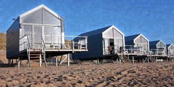 Beach Resort Ooghduyne - 4-6 Pers.-Strandhaus