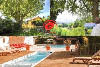 L'Oustaou du Luberon - Apartment mit 2 Schlafzimmern - La Source