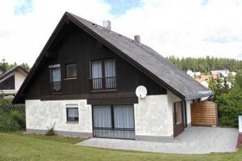 Ferienhaus Europa, (Schönwald). Nichtraucher-Ferienhaus, 80qm, 2 Schlafräume