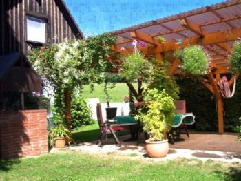 Ferienhäusle Lumsden, (Seelbach). Ferienhaus 50qm, 1 Schlafzimmer, max. 3 Personen