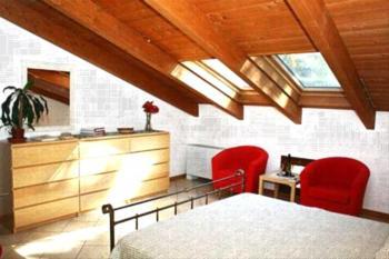 Residence Bizzoni - Apartment mit 1 Schlafzimmer - Dachgeschoss