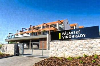 Pálavské Vinohrady - Apartment mit 1 Schlafzimmer