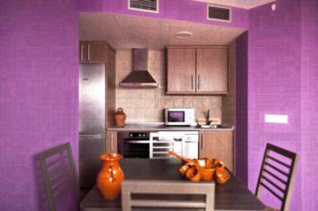El Abadiado de Bandalies - Apartment mit 1 Schlafzimmer (3 Erwachsene)
