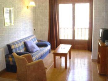 Apartaments L'Orri - Apartment mit 1 Schlafzimmer (4 Erwachsene)