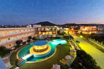 Bayside Hotel Katsaras - Apartment mit 2 Schlafzimmern