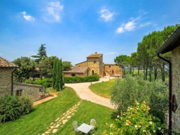 Ferienwohnung Borgo Monticelli